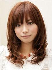 日系甜美卷发发型设计图解[15P]