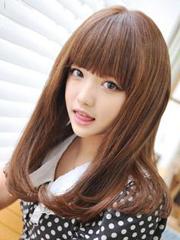 最热韩式中长发蛋卷头 就要你好看[3P]