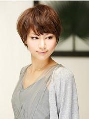 当下最流行的日本女生短发造型[5P]