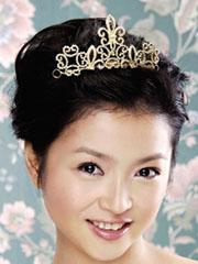 漂亮的新娘发饰[14P]
