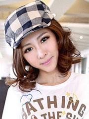 2014最新韩式短发蛋卷头,款款可爱[5P]