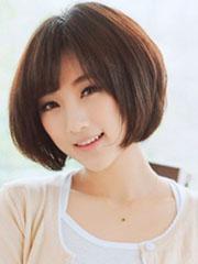 女学生可爱短发造型设计图片[5P]