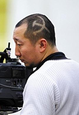 """最抢镜记者头发造型 从""""镰刀锤子""""到中国""""梦""""发型[5P]"""