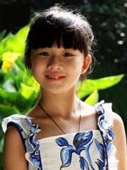 孟非16岁女儿清纯发型照片 扎发发型甜美可爱[4P]