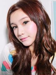 最新非主流长发发型图片女[3P]