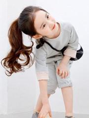 韩国小萝莉发型图片 萌萌的感觉[28P]