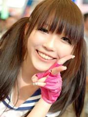 清纯女学生发型设计 齐刘海双马尾最受欢迎[5P]