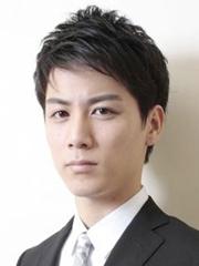 职场男士短发纹理烫发型图[4P]