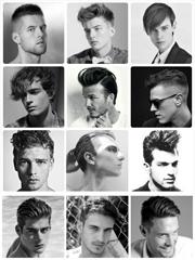 男士短发发型图片大全[多P]