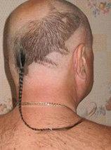 牛人的发型我懂不起!