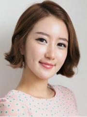 最新韩式女生短发发型图片 扮靓必备[5P]
