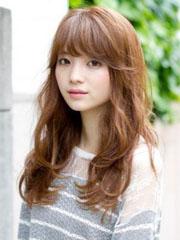 迷人的日式大卷发型图片[9P]