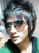 男生非主流蓬松发型设计[6P]