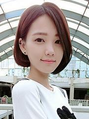 最时尚韩国女生短发发型图片[5P]
