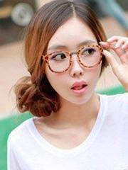 好看实用的韩式花苞头发型扎法[5P]