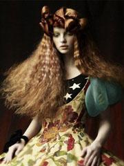 引领时尚潮流的艺术发型设计[3P]