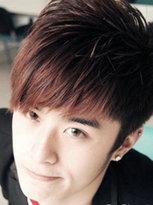 男生脸型与发型的搭配技巧 瞬间变身高富帅[9P]