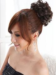 最流行韩式花苞头图片大全 款款甜美有气质[11P]