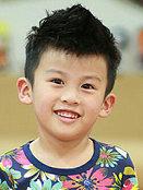新潮可爱的男童发型图片[6P]
