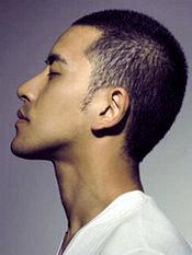 男士寸头发型剪法图例[10P]