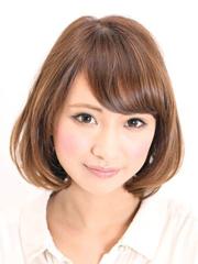 女人味荷叶头短发发型图片[8P]