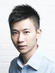BOZU头怎么弄 男生BOZU头发型教程图解[4P]