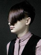 欧式沙宣男士发型图片[4P]