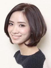 女生蘑菇头短发弄什么刘海好看[5P]