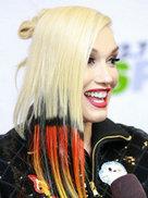 发尾挑染各种颜色头发图片[9P]