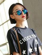 最新女生夏季清爽短发图[6P]