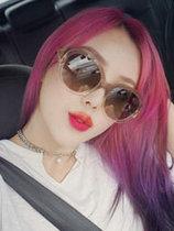 韩国美妆达人pony最新发色图片[13P]