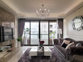 素雅优美新古典三居装修案例