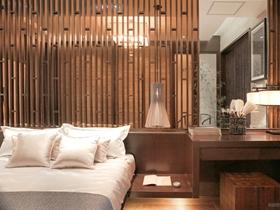 中式风格雅致三居装修图片