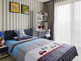 现代清新二居装修图片欣赏