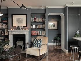 新古典设计两居设计效果图欣赏