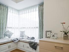简约欧式设计三居装修案例