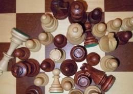 玩法多样的国际象棋图片_14张