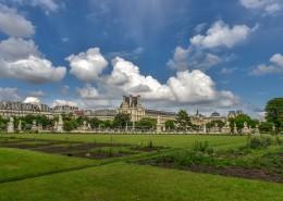 法国巴黎城市风景图片_12张