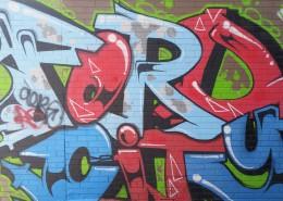 有创意的墙面艺术涂鸦图片_14张
