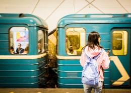 俄罗斯地铁图片_8张