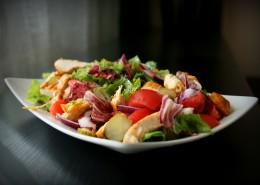 营养健康的蔬菜沙拉图片_11张