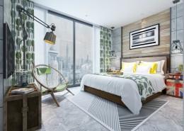 现代卧室装修设计图片_15张