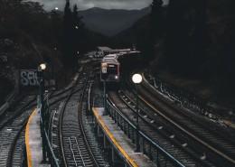 火车铁轨的图片_12张