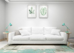 现代风沙发陈设图片_15张