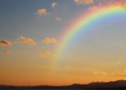 漂亮的彩虹图片_14张