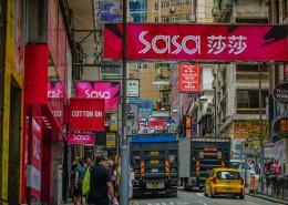 香港街景图片_11张