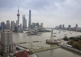 上海外滩风景图片_12张