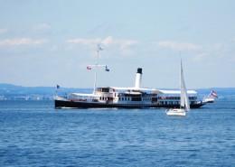 正在航行的轮船图片_15张