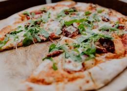 美味披萨的图片_10张