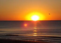 唯美的日出风景图片_13张